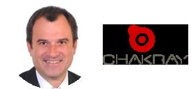 Javier Rul,  CEO de Chakray